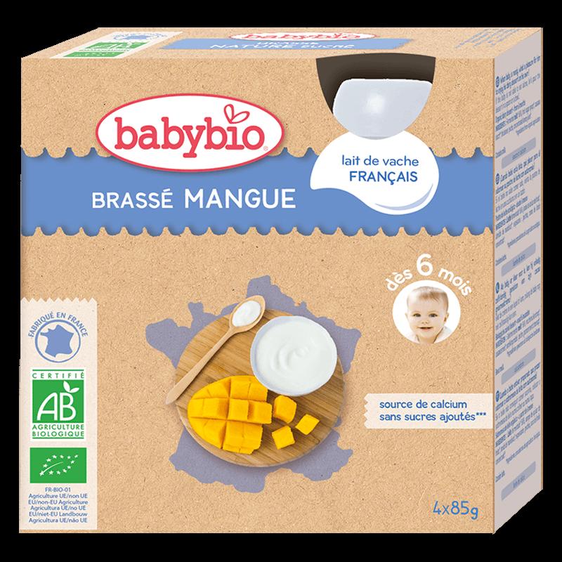 Brassé Mangue
