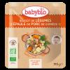 Ragoût de Légumes & Epaule de Porc de Corrèze Baby Lunch - Babybio