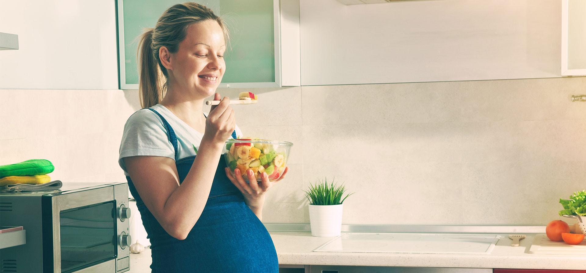 Quels repas privilégier pendant la grossesse ?
