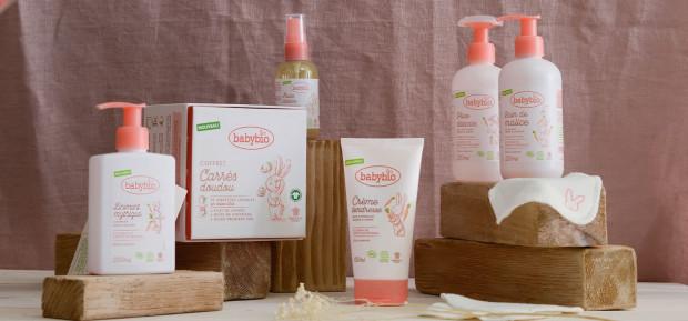 5 produits indispensables pour la toilette de bébé
