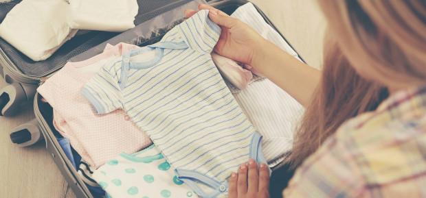 Quand et comment préparer sa valise de maternité ?