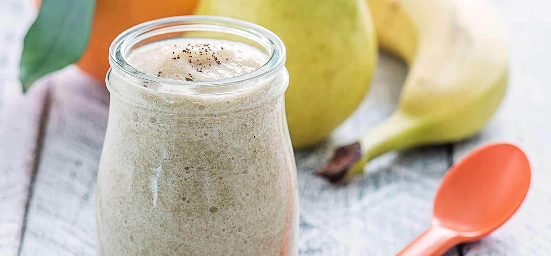 Recipe Cream of fruit spices