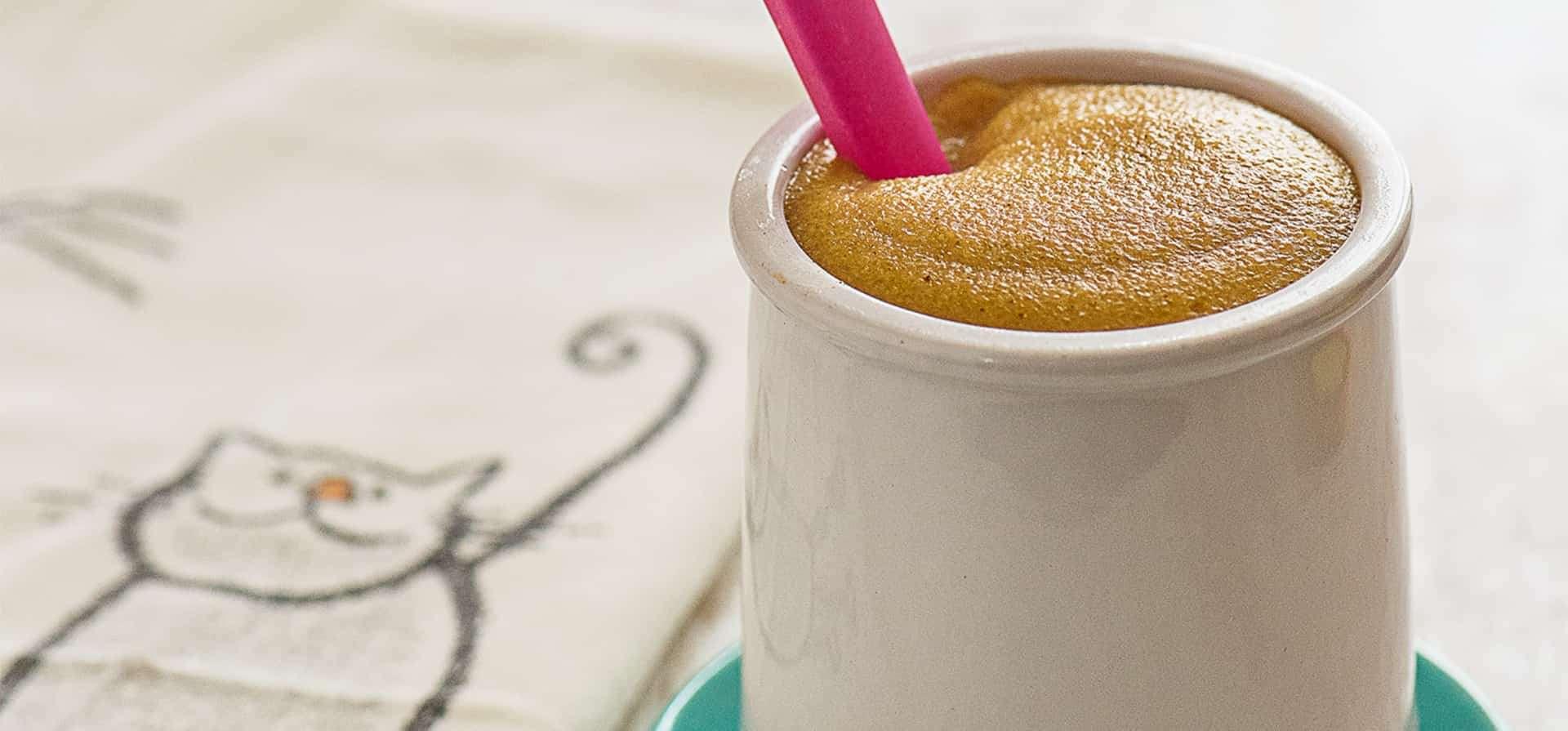 Recipe Semolina cake with prune