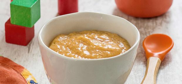 Recette Petit bol de tapioca à la carotte