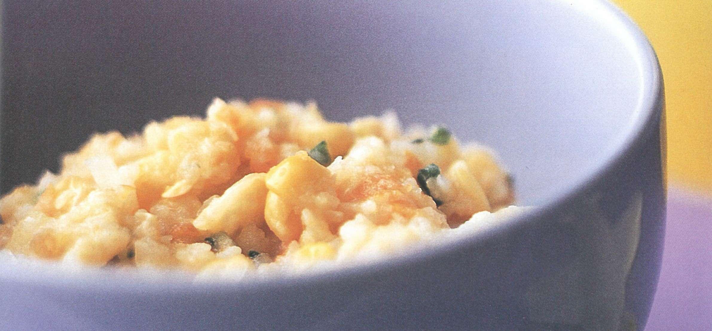 Recette Maïs doux aux pommes de terre