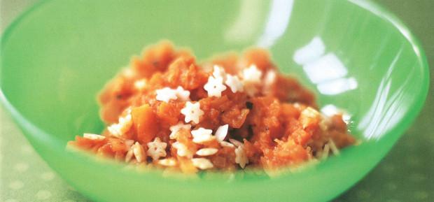 Recette Pâtes à la sauce tomate et au fromage