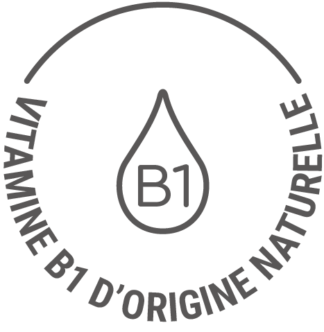 Vitamine B1 d'origine naturelle
