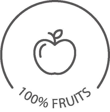 100% Fruit
